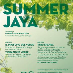 SUMMER JAYA • terza edizione