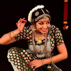 Workshop e spettacolo di teatro danza indiano stile BHĀRATA NĀTYAM con APOORVA JAYARAMAN