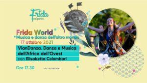 Danza dell'Africa dell'Ovest con musica dal vivo a Bologna